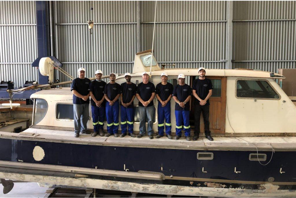 Yachtport SA Team